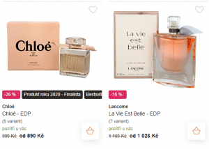 vivantis parfémy recenze