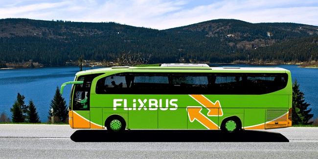 flixbus sleva