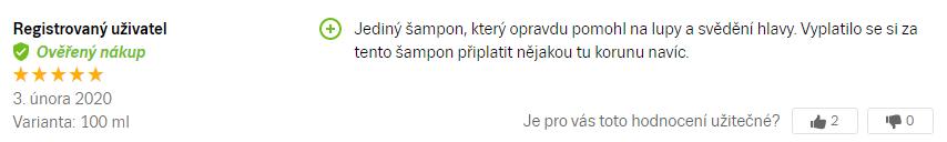 nizoral šampon na akné
