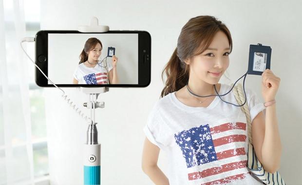 Selfie tyč na všechny Samsungy
