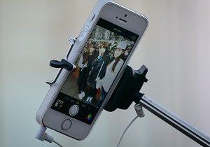 nejlepší selfie tyč