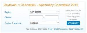 ubytovani-v-chorvatsku