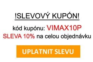 Vimax - Cena a Slevový kupón