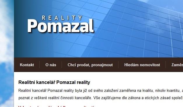 Reality Pomazal recenze