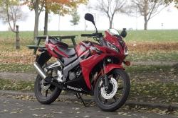 Honda CBR 125R recenze