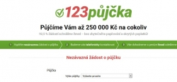 123 půjčka