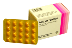Recenze na Adipex retard
