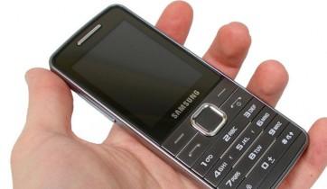 Samsung S5610 recenze