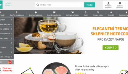 Recenze e-shopu 4home: Výhody, slevy a zkušenosti
