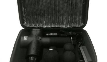 Masážní pistole BeautyRelax KineticForce [recenze]