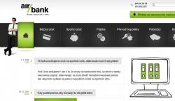 Air bank recenze – zkušenost s bankou