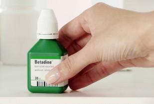 Betadine mast použití a diskuze