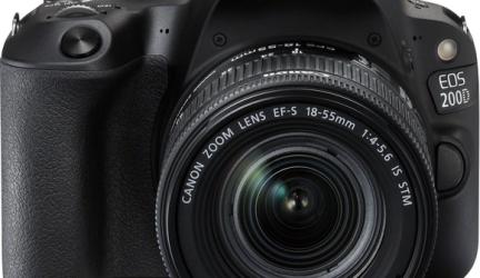 Canon EOS 200D [recenze]