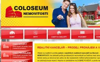 Coloseum reality recenze