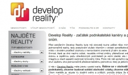 Develop reality Zlín