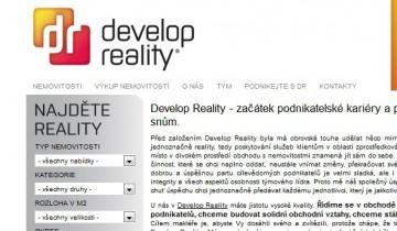 Develop reality Zlín