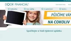 Door Financial půjčky