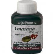 Guarana v prášku proti únavě