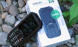 Evolveo Strongphone X4 [recenze]