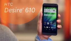 Recenze HTC Desire 610