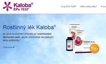 Kapky Kaloba
