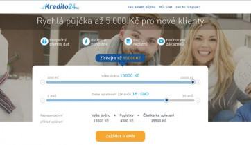 Kredito24.cz půjčka recenze