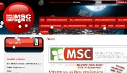 MSC money service a.s.