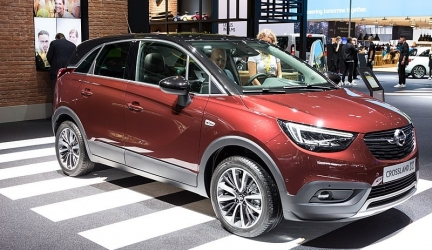 Opel crossland X – recenze