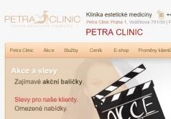 Petra Clinic – recenze zákroků