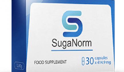 SugaNorm recenze