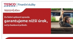 Tesco půjčka [recenze]