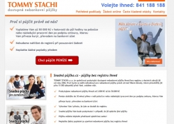 Tommy Stachi půjčka [recenze]