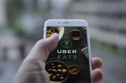 Uber Eats recenze